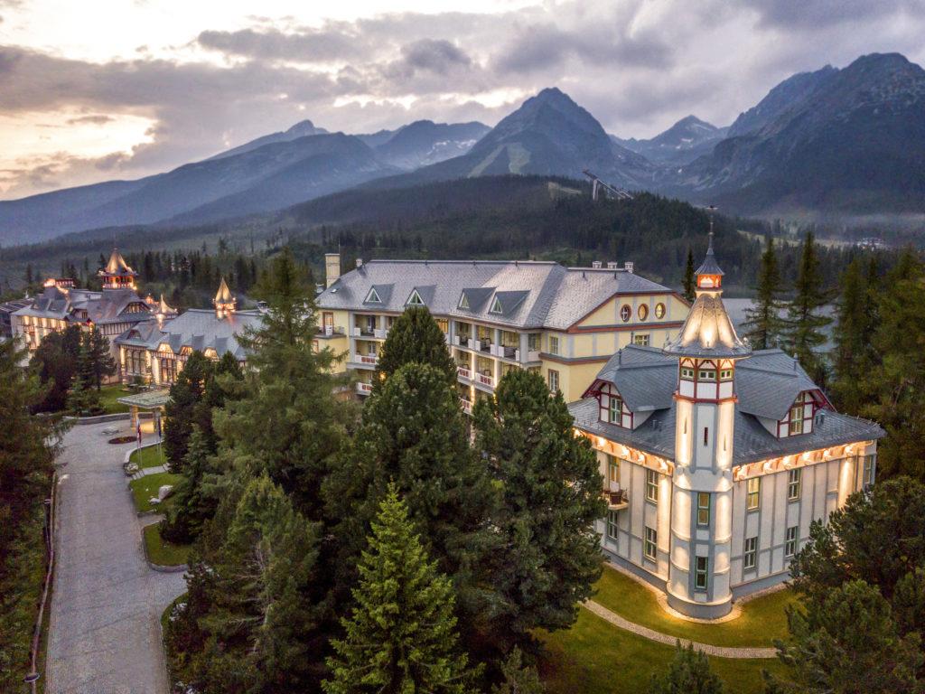 Grand Hotel Kempinski High Tatras oslaví 10. narozeniny