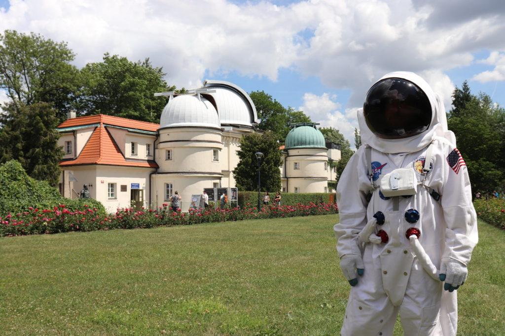 S dětmi do vesmíru