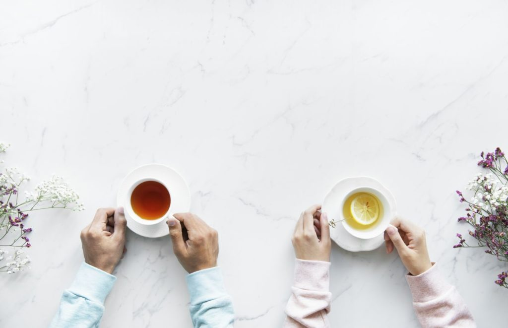 Z čajové plantáže až do šálku