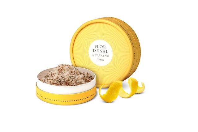 Letní tip na citronovou sůl od Natural Mallorca