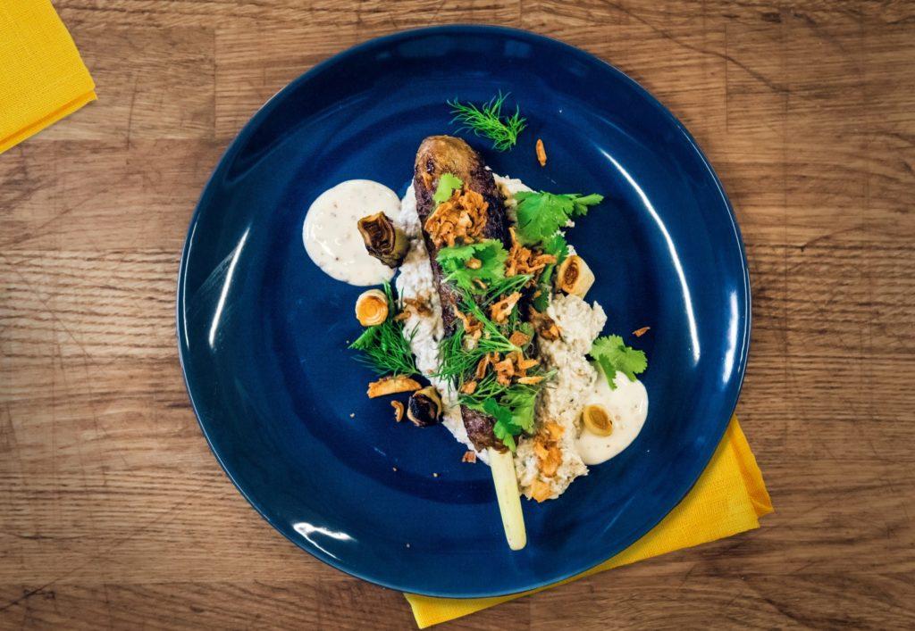 Recepty od šéfkuchaře Scotta van Wagenena