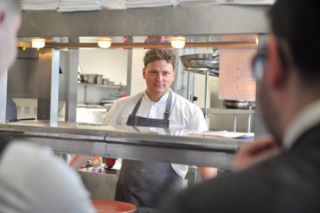 Michelinský šéfkuchař ze St. Moritz obstál v Tatrách na výbornou