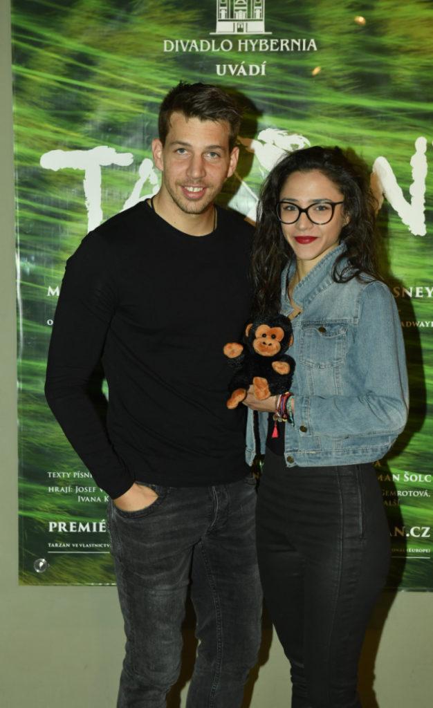 Muzikál Tarzan zažije svou premiéru v říjnu, ale už nyní rozplakal Evu Burešovou