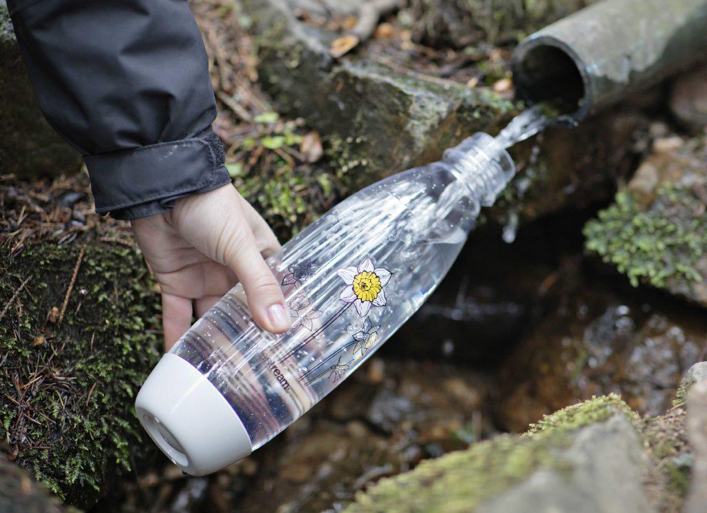 Dopřejte si domácí, čerstvě natočenou vodu