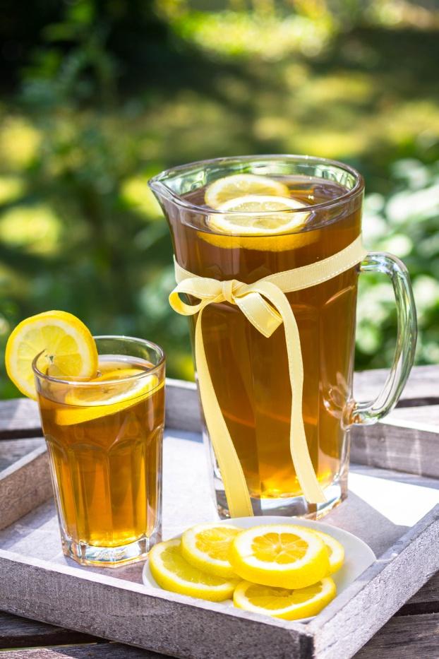 Ochlaďte se v létě lahodným čajem
