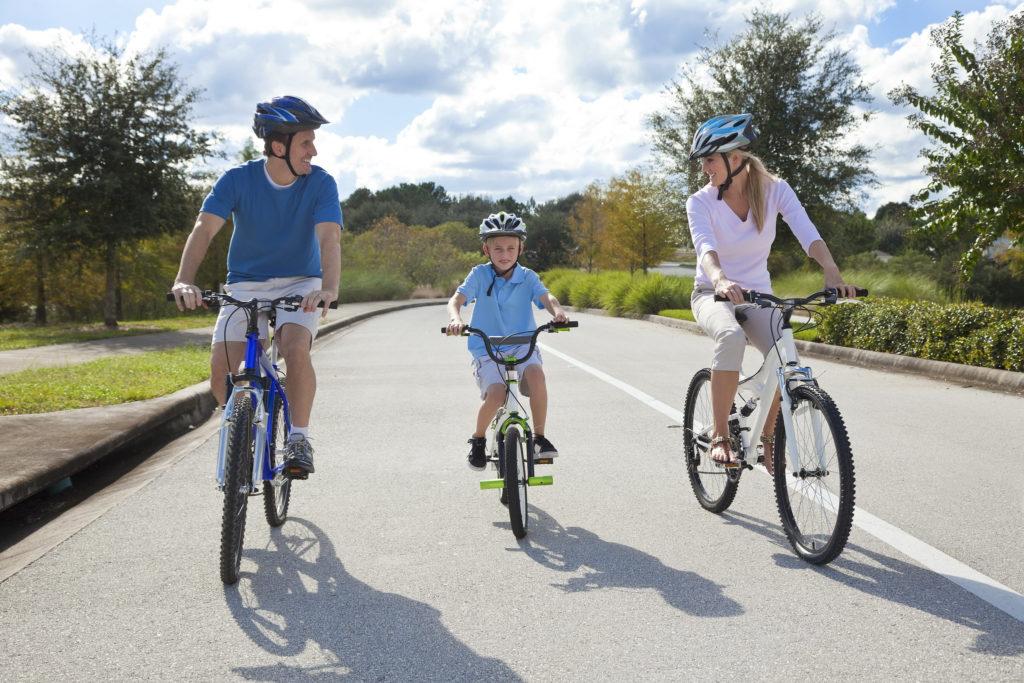 Zdravý výlet s dětmi