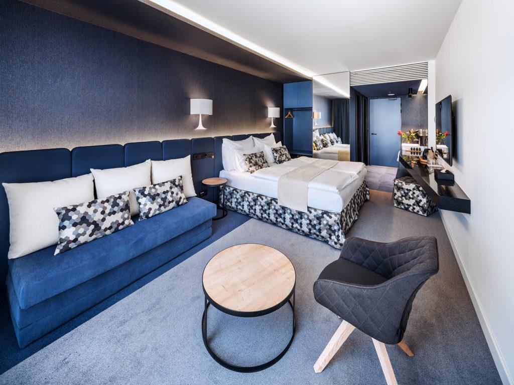 Dvě barvy, dva světy = nový hotel Urban Crème