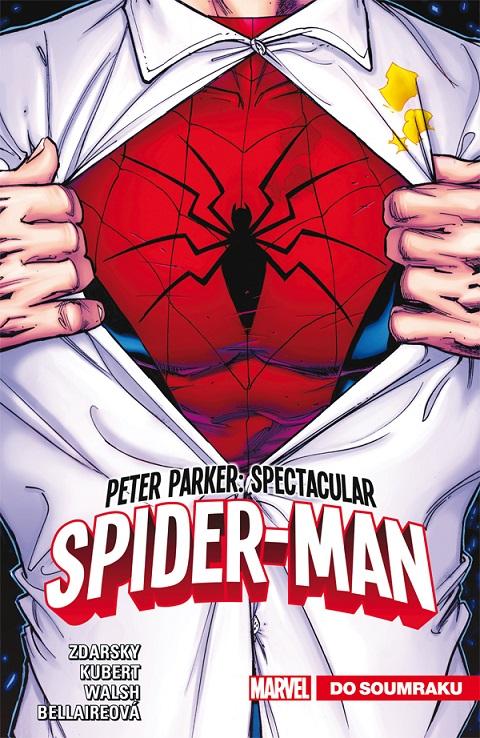Spider-Man tento týden ovládne  kina i komiksy