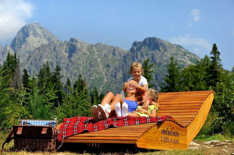 5 tipů na rodinnou dovolenou na horách