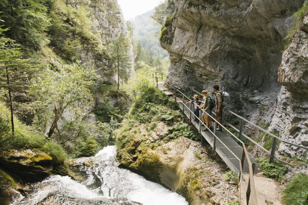 Užijte si podzimní a zimní prázdniny s celou rodinou v Dolním Rakousku