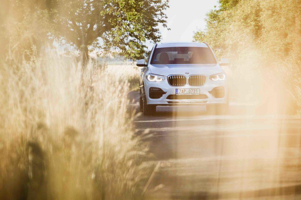 Detaily určují celek aneb Nové BMW ALPINA XD3