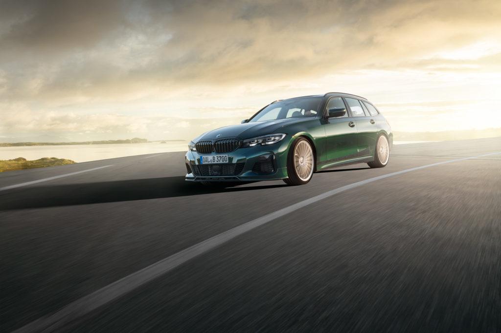 Přichází BMW ALPINA B3 Touring