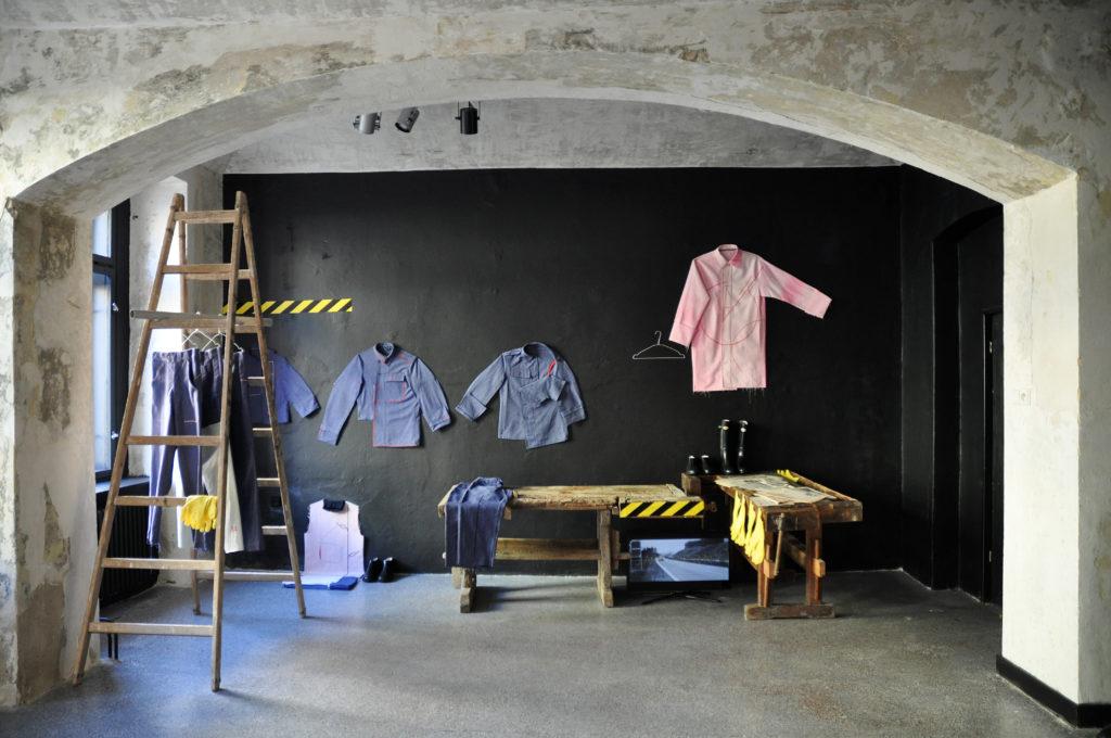 V Karlíně vzniká designérský inkubátor nazvaný Galerie 12M2