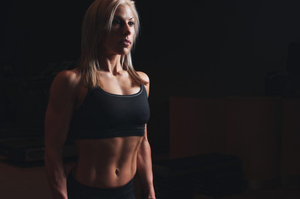 Pět cviků pro krásně vypracované břicho