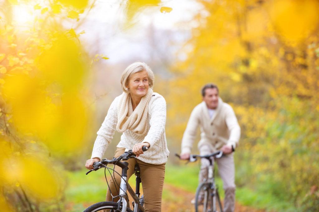 Menopauza nemusí být chmurným podzimem vašeho života