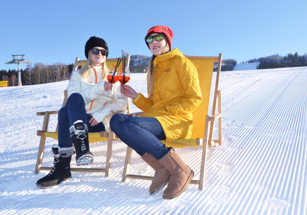 Neodkládejte plánování zimní dovolené