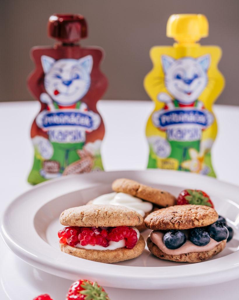 Špaldové sušenky a Kapsík