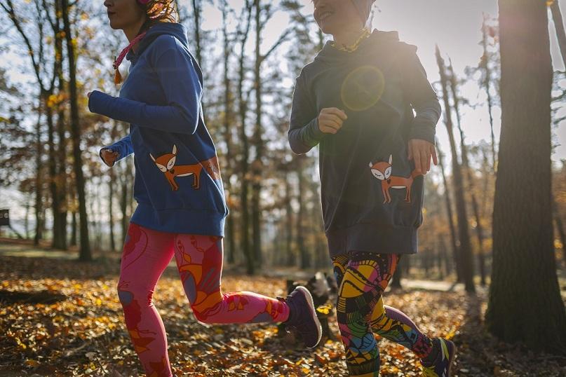 Sportujte v teple a pohodlí i během sychravého podzimu a zimy
