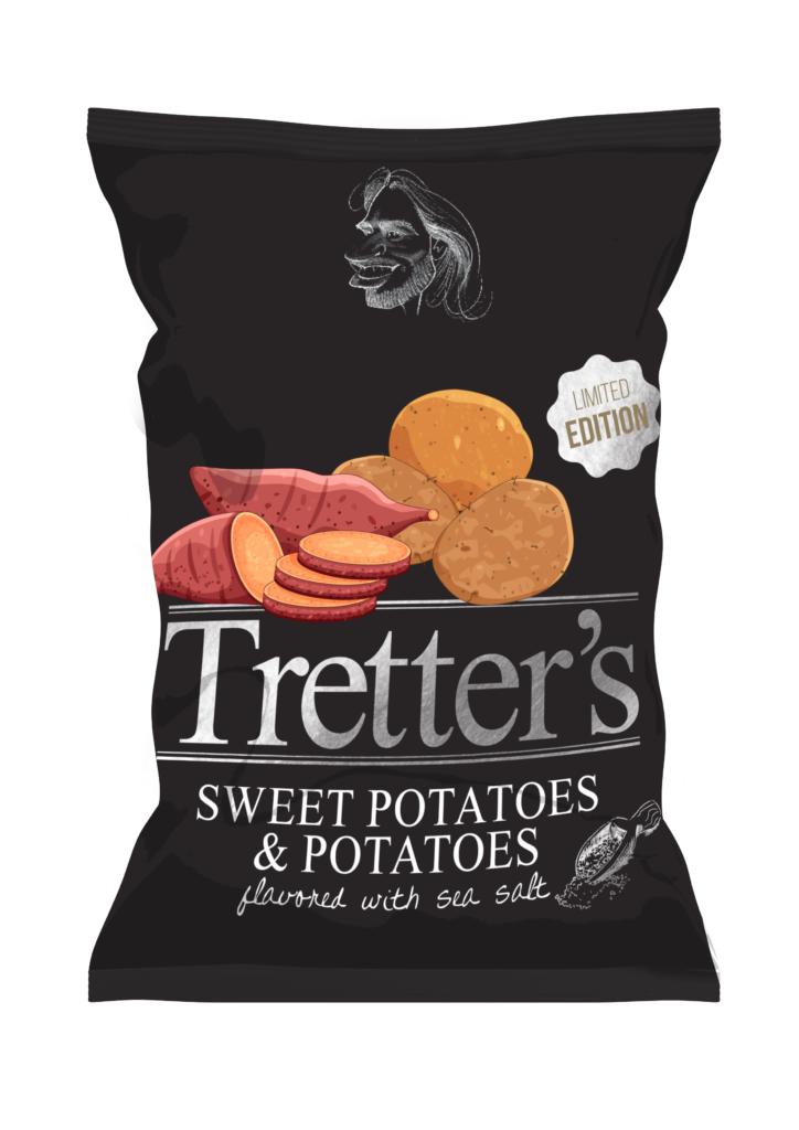 Zeleninové chipsy se staly hitem