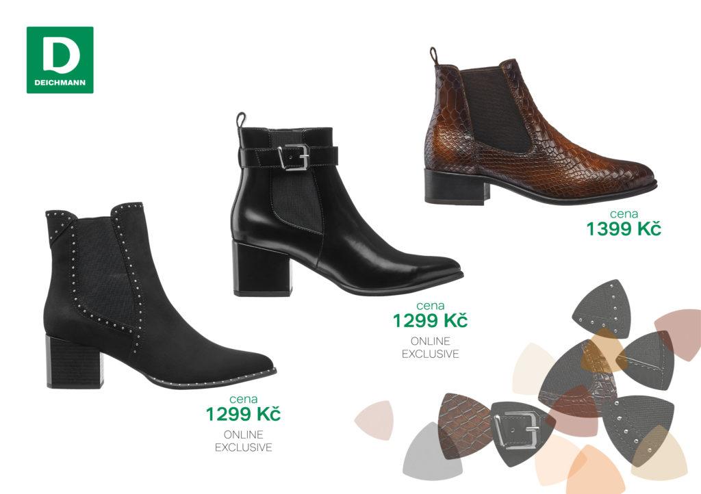 Kracejte podzimem ve stylove Chelsea obuvi