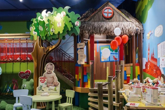 Den jako z pohádky v Hamíkově v kouzelném hračkářství Hamleys
