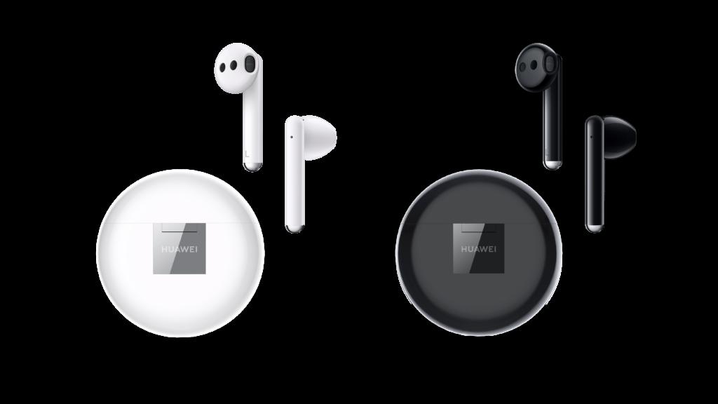 Nová sluchátka Huawei FreeBuds 3 s inteligentním odhlučněním a skvělou výdrží