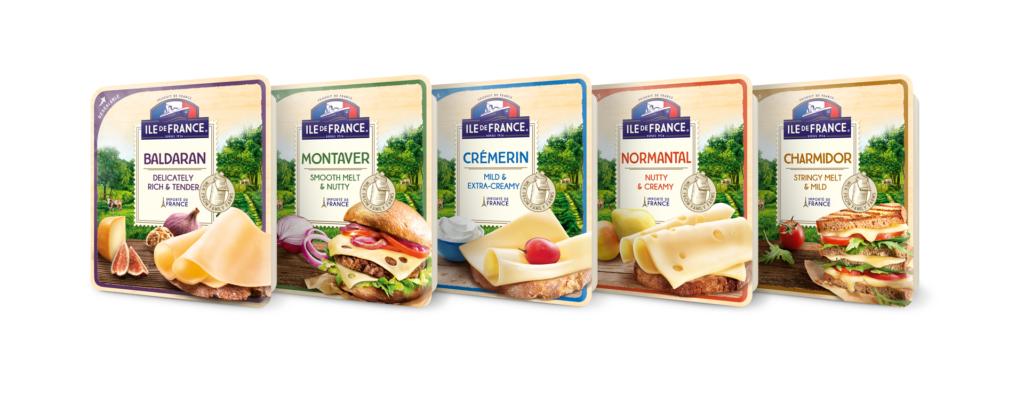Francouzský luxus pro studenou i teplou kuchyni
