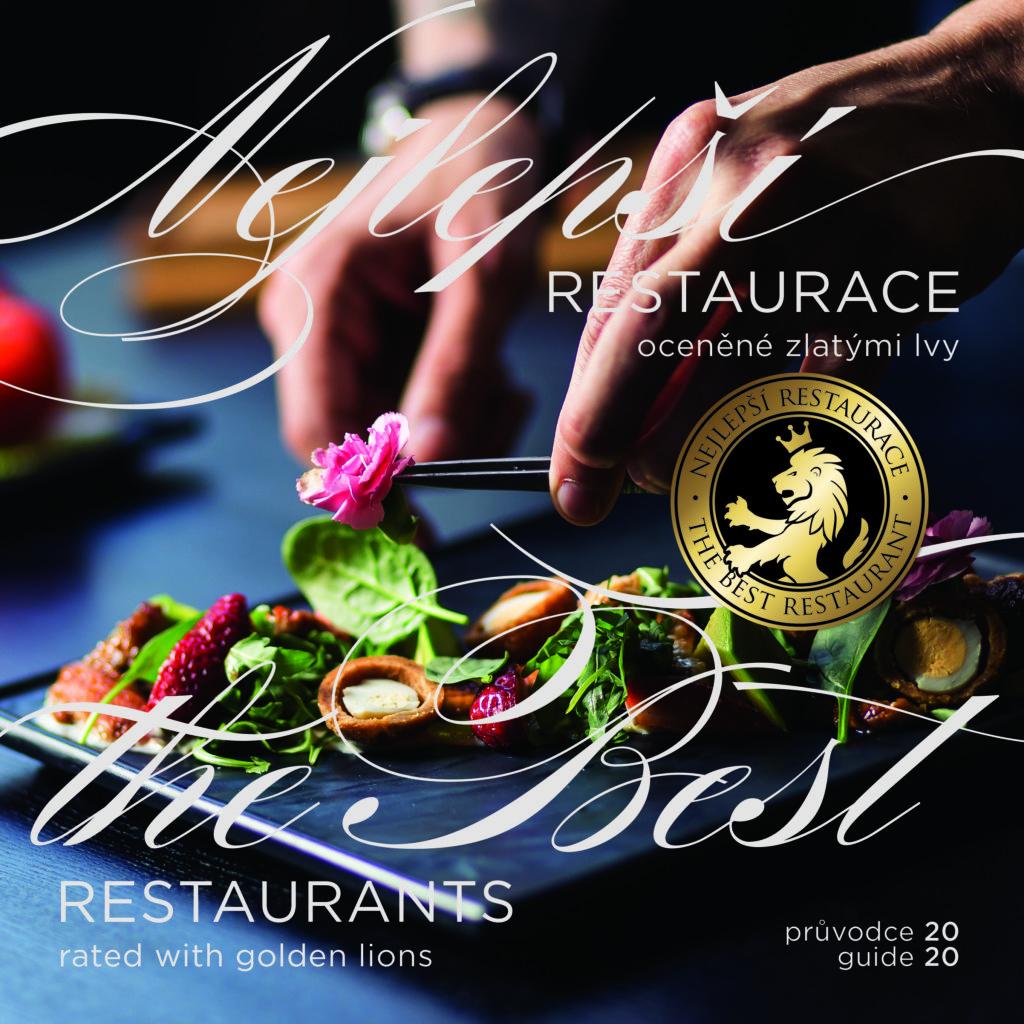 Nejlepší restaurace oceněné Zlatými lvy 2020
