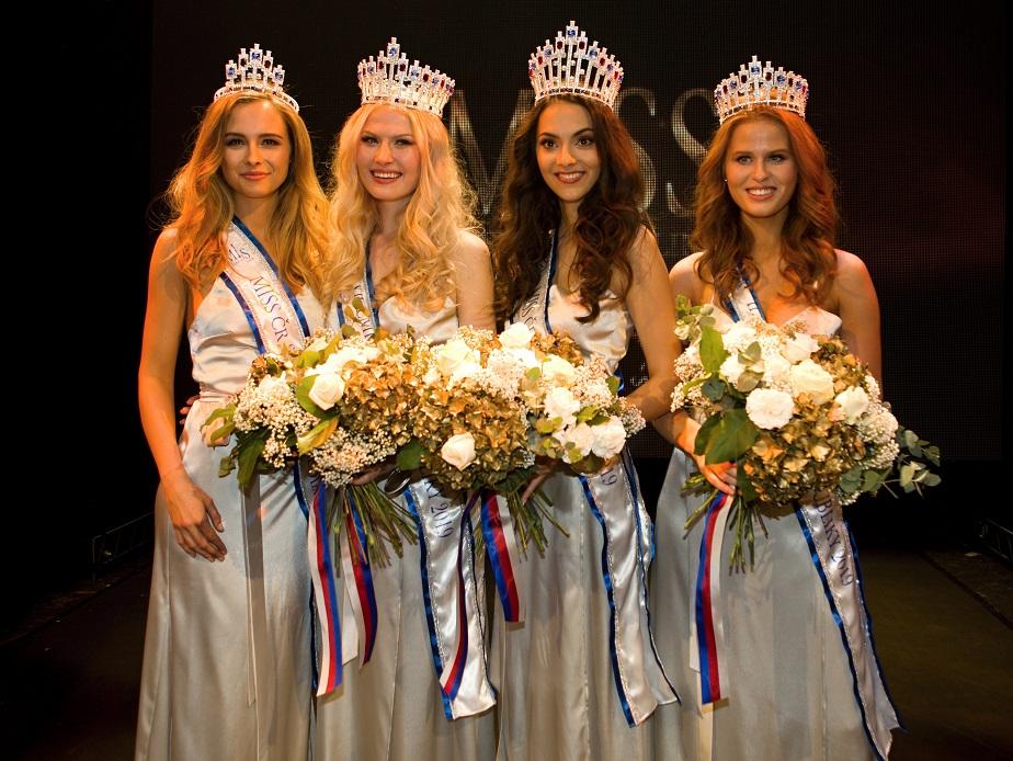 Novou Miss České republiky se stala Nikola Kokyová