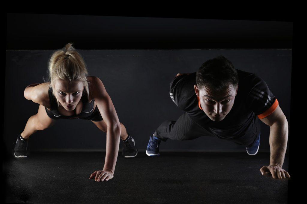 Jak ochránit svou pokožku při cvičení