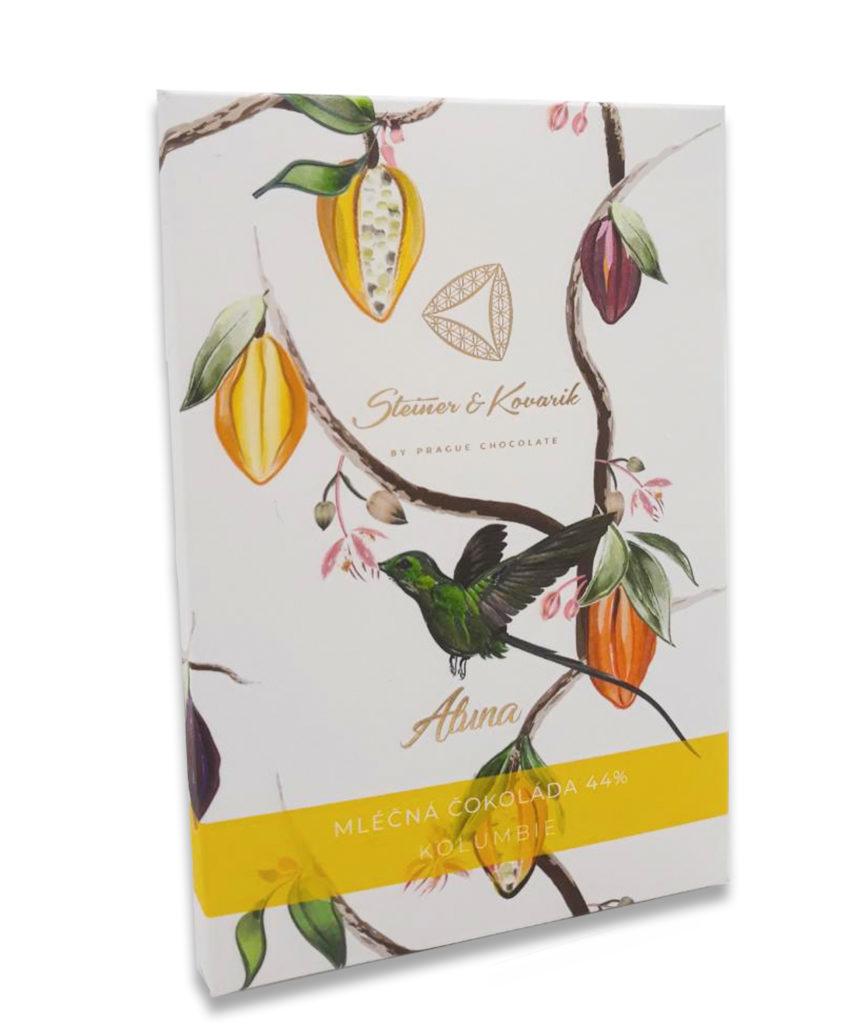 Světový úspěch českého výrobce čokolády