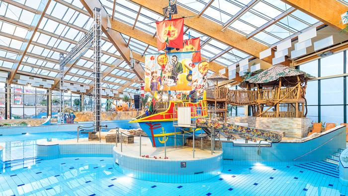 Děti z dětských domovů si užijí Vánoce v Aquapalace Praha