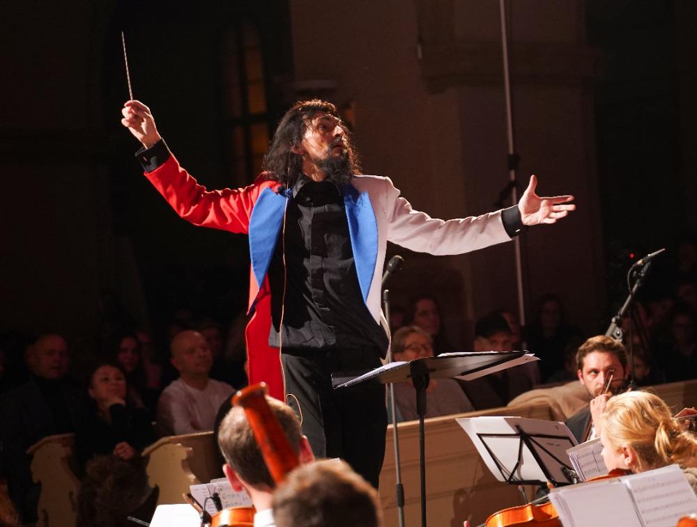 Vánoční koncert Varhana Orchestroviče Bauera korunoval standing ovation