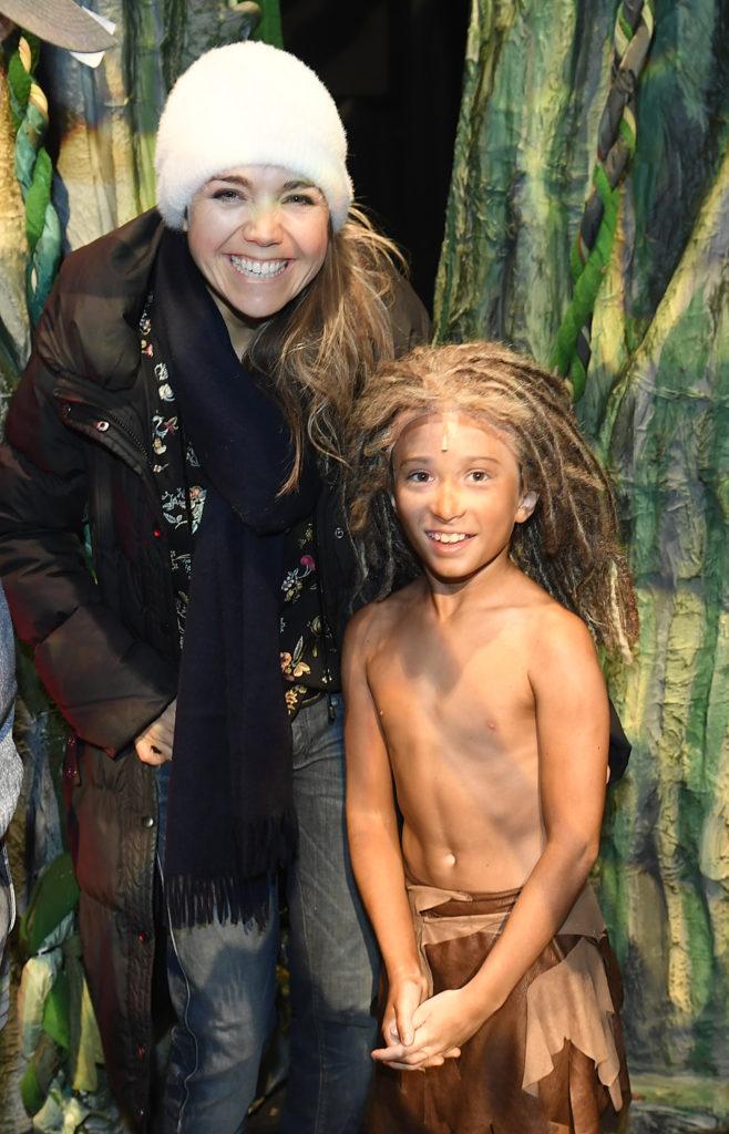 Vondráčková chválí Tarzana