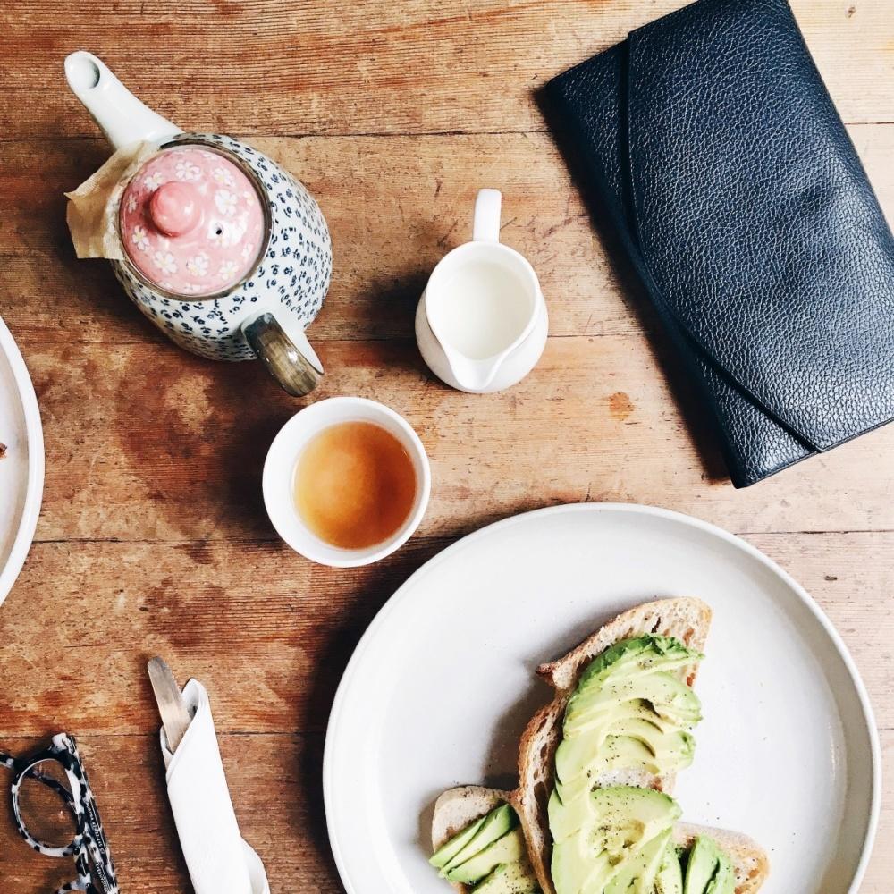 Základní pravidla pro párování čaje s jídlem