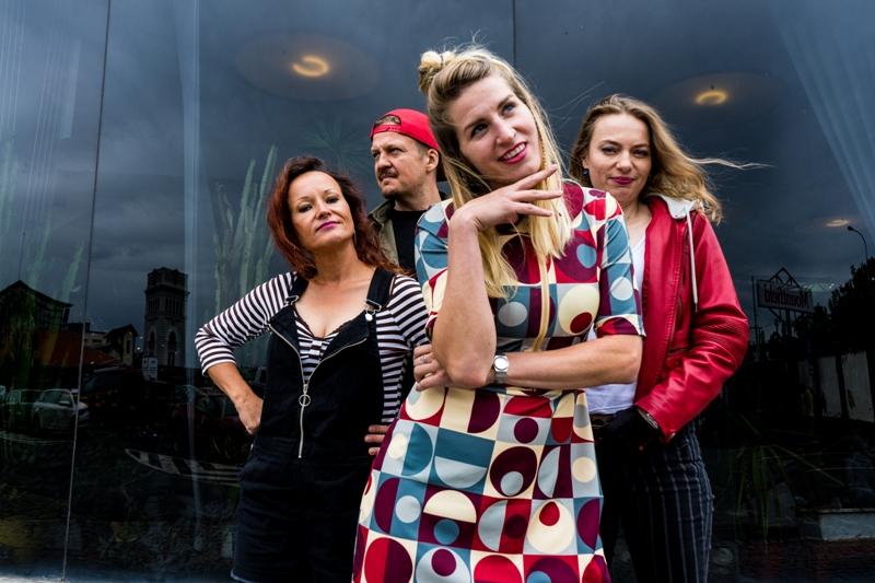 Gaia Mesiah vydává živé album
