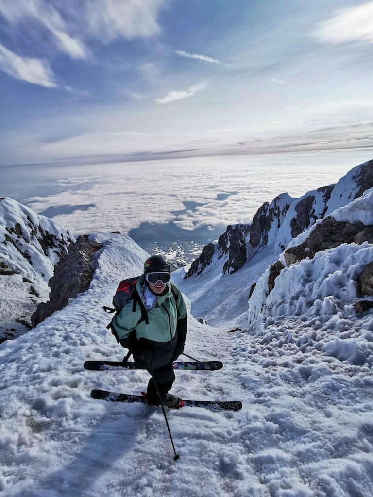 Český reprezentant připravuje další film o freestylovém lyžování