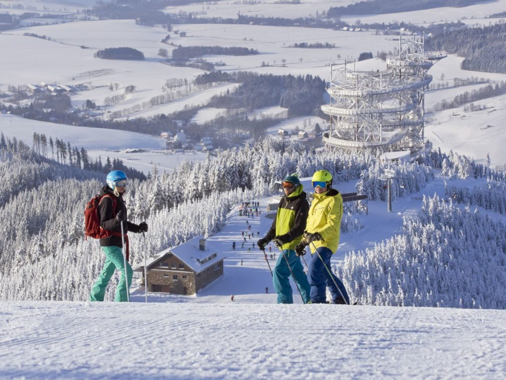 Na Dolní Moravě stále panují ideální sněhové podmínky