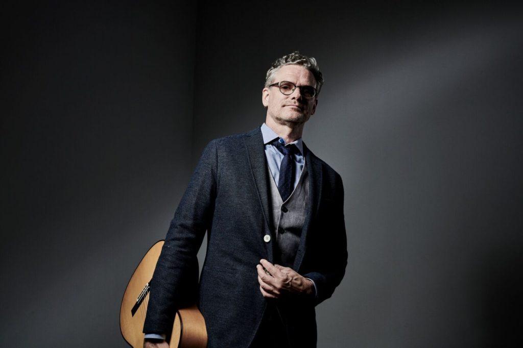 Koncert kanadského hudebníka Jesse Cooka už se blíží