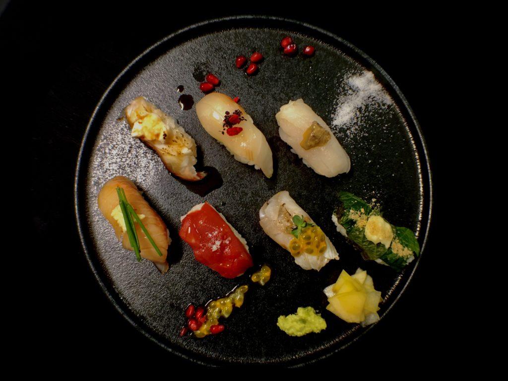 Oslavte letošního Valentýna v japonském stylu v Crab & Sushi