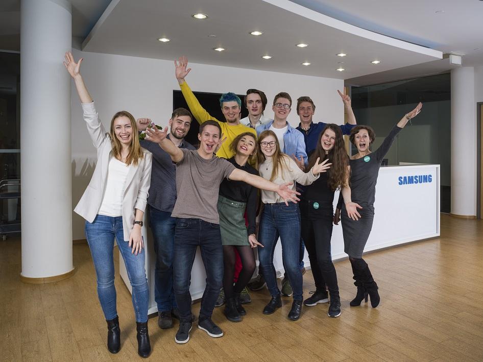 Samsung rozjel nový projekt, který boří mýty o generaci Z