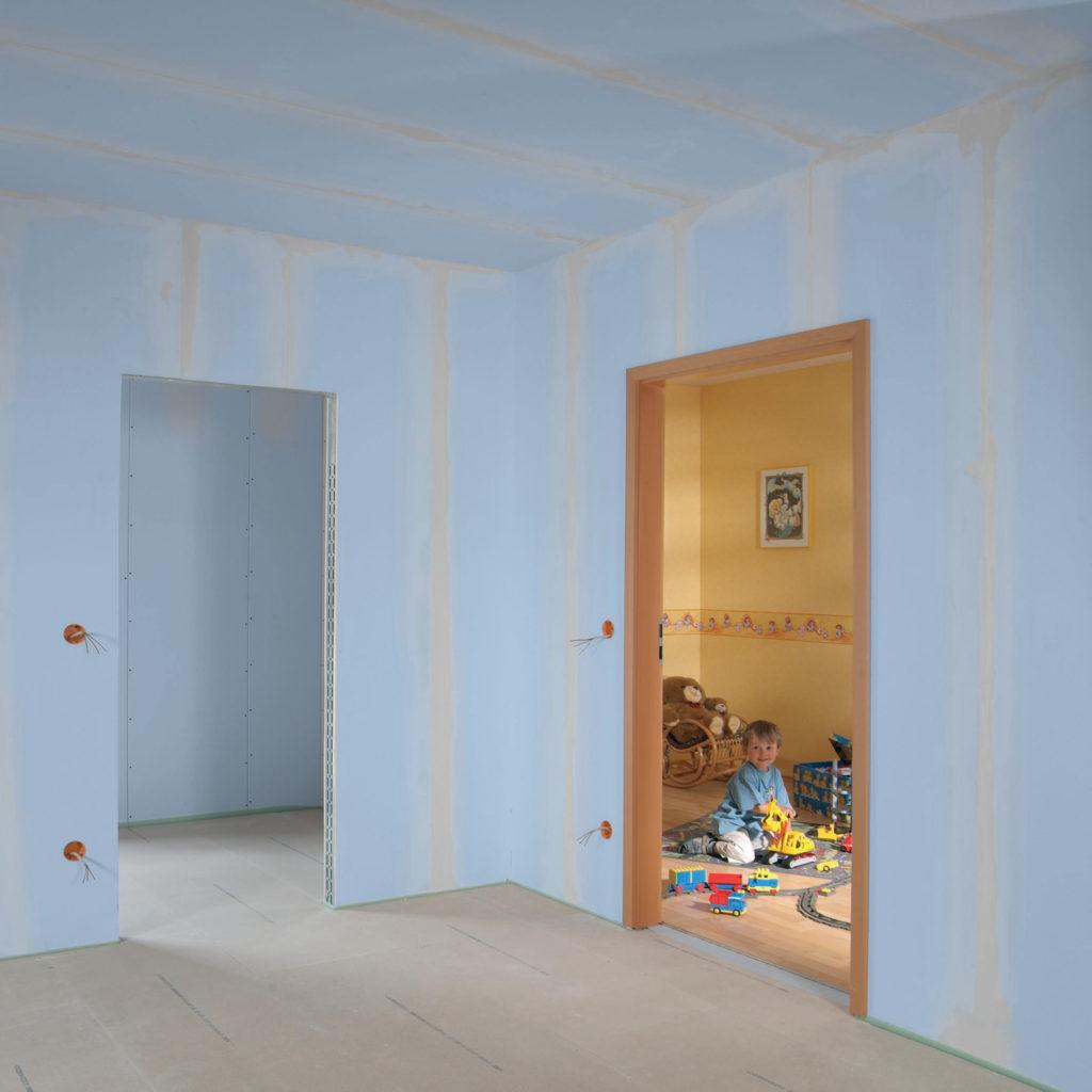 Jak ušetřit centimetry při rekonstrukci bytu?