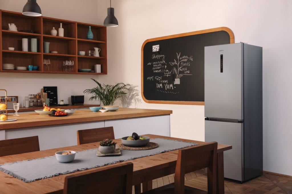 Představujeme nové volně stojící chladničky Gorenje GardenFresh