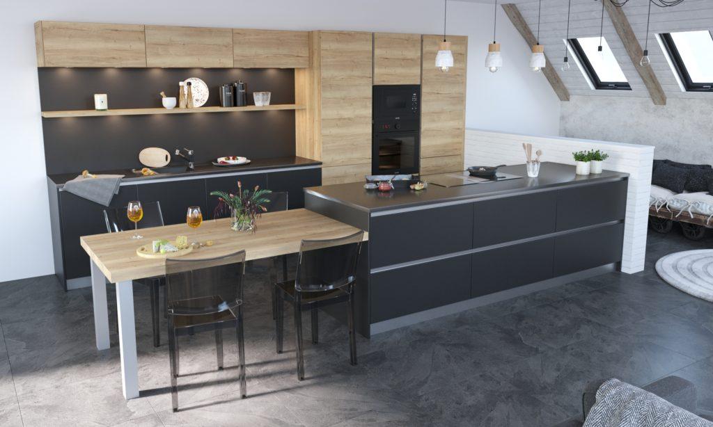 Znáte aktuální trendy v kuchyních?