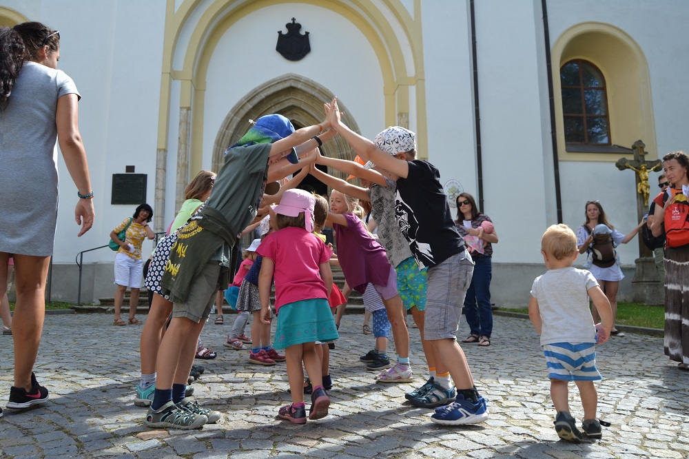 Letní dětské prohlídky můžete na zámku ve Žďáru nad Sázavou navštívit po celé prázdniny
