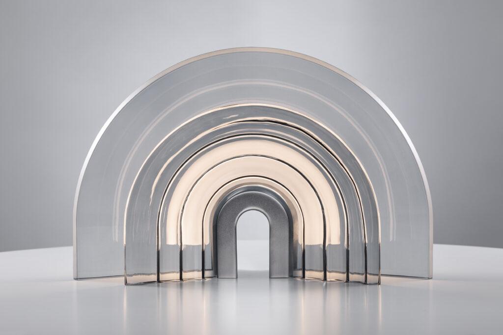Křišťálová svítidla Preciosa Lighting rozzářila jabloneckou designovou výstavu
