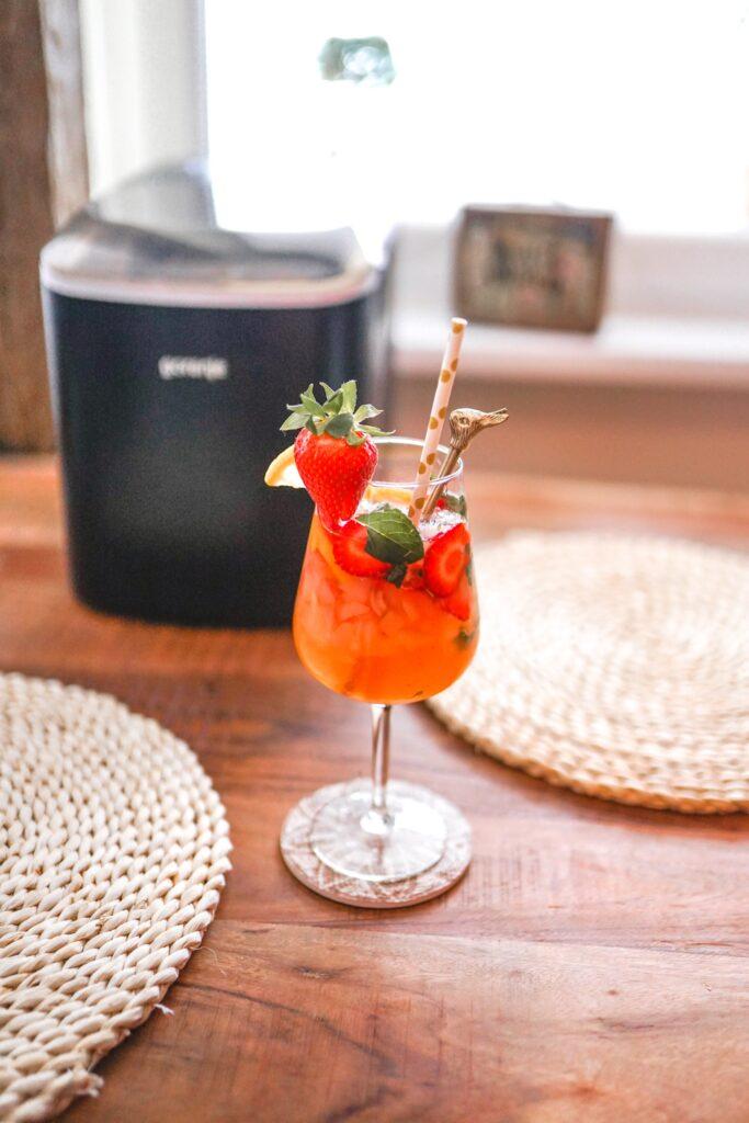 Recept na letní drink podle Míšy Hávové