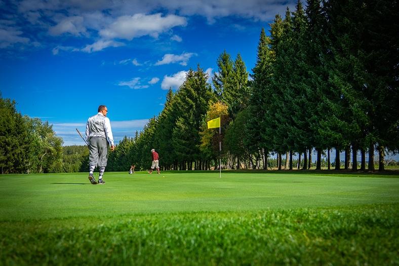 Nejstarší golfové hriště u nás Royal Golf Club Mariánské Lázně slaví 115 let existence