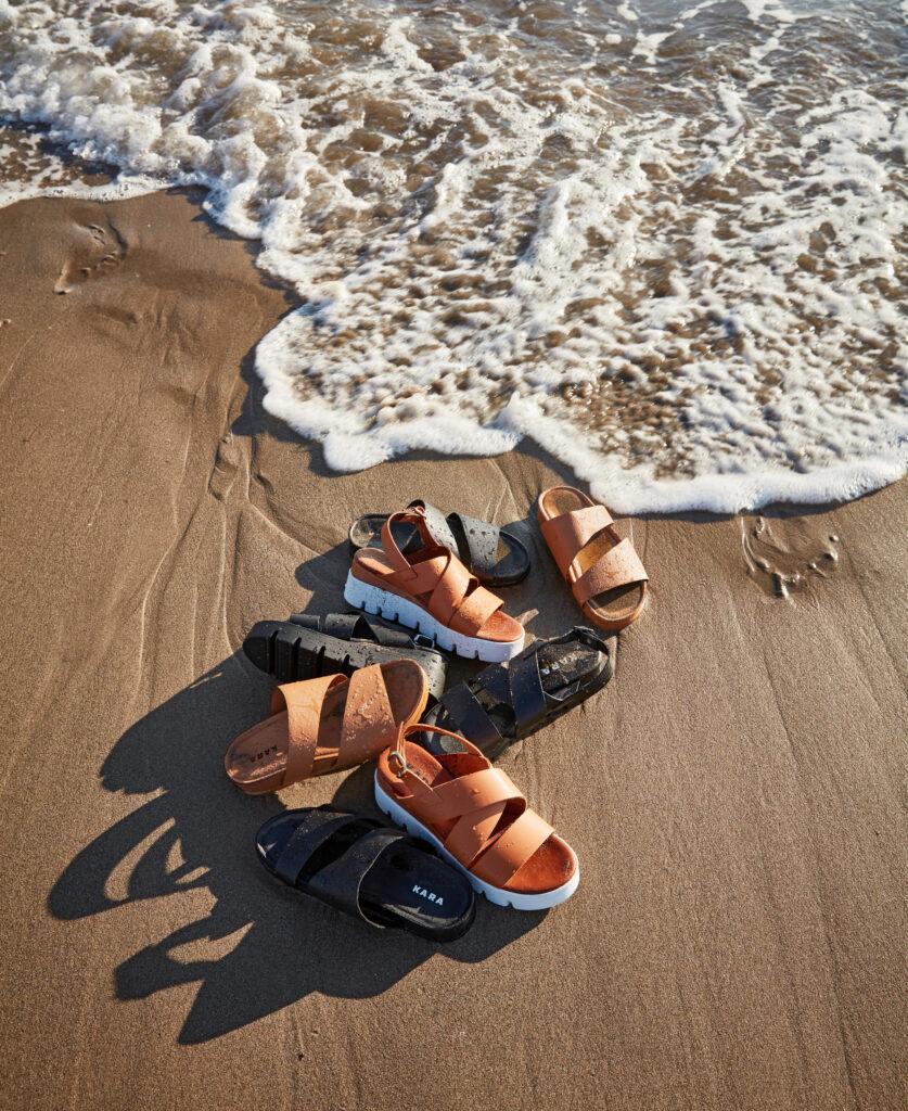Osvěžte svůj outfit stylovými sandály