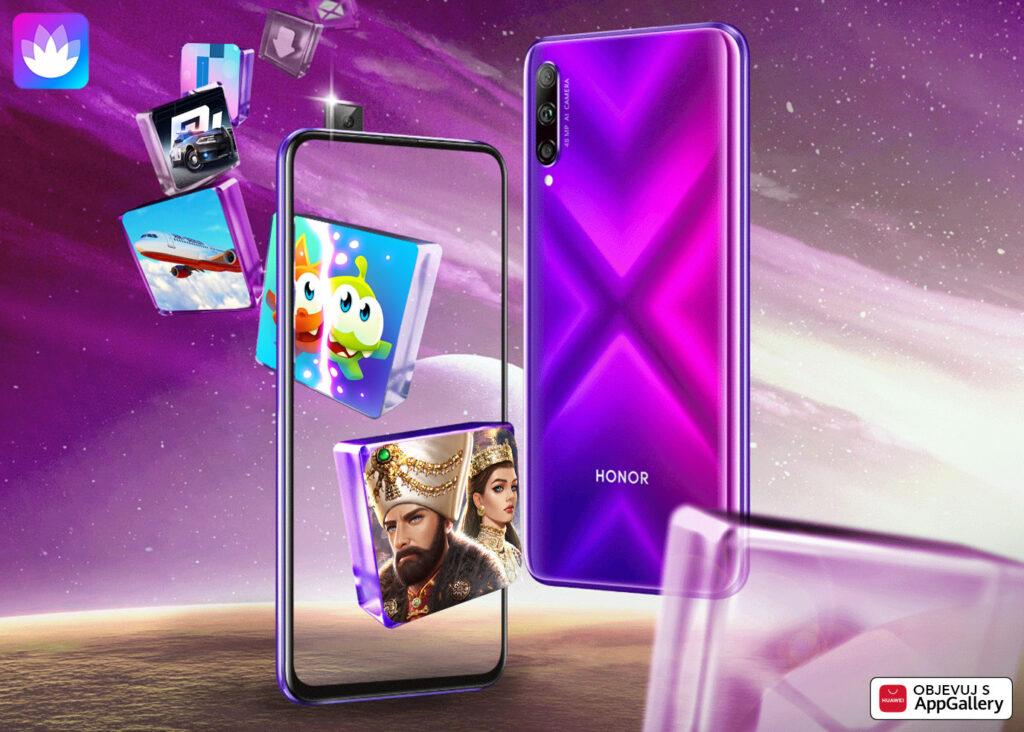 Top 5 herních aplikací do mobilu v AppGallery